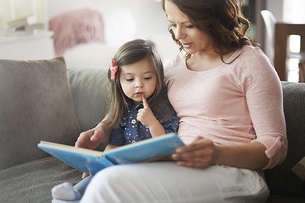 Reading With Toddlers Reduces Harsh Parenting, Enhances Child Behavior, Rutgers-Led Study Finds